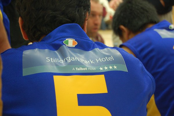 SPONSORING UCD MARIAN U18 BASKETBALL TEAM
